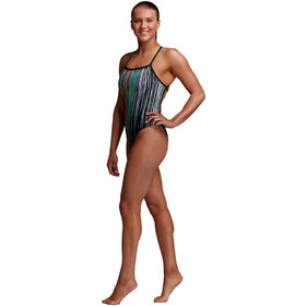 Funkita Strapped In Swimsuit Women, drip funk